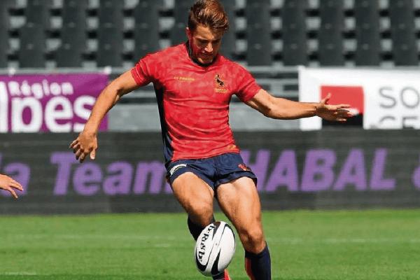 Pablo Fontes – Jugador internacional Rugby 7