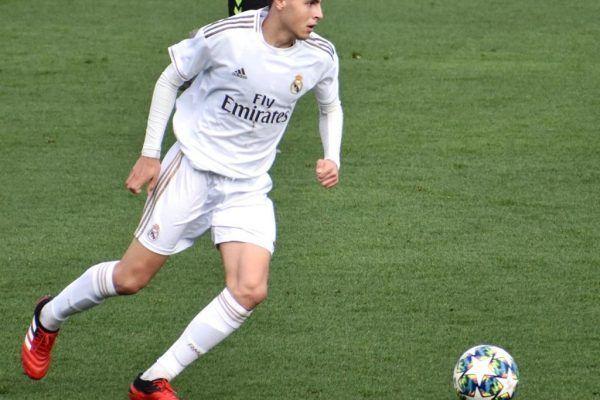 Iván Morante – Real Madrid C.F.