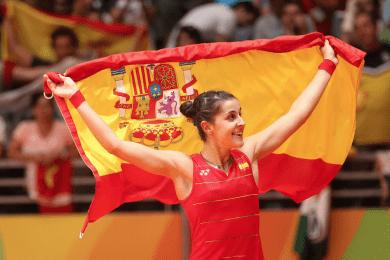 Carolina Marín – Jugadora de Bádminton