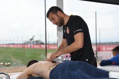Oriol Balañà – Fisio y readaptador Girona FC