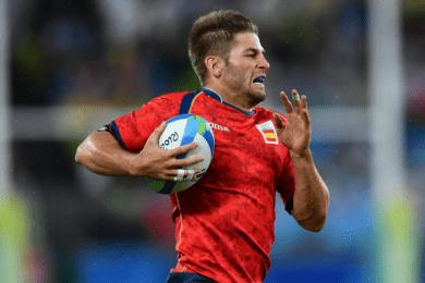 Marcos Poggi – Internacional Olímpico Rugby 7