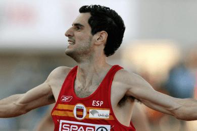 Juan de Dios Jurado – Atleta