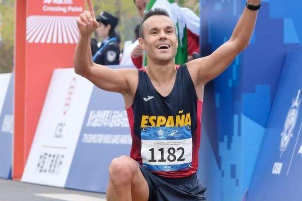Antonio Burgos – Atleta Maratón